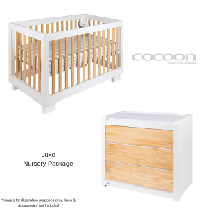 Cocoon Luxe Nursery Package