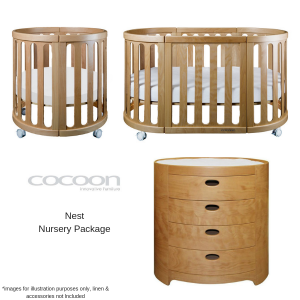 Cocoon Nest Nursery Package