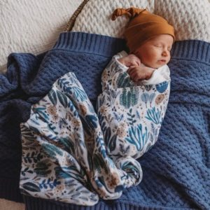 Snuggle Hunny Kids Organic Muslin Wrap Arizona