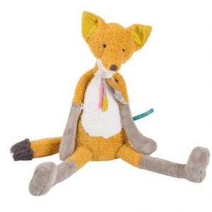Moulin Roty Le Voyage D'olga Chaussette Large Fox