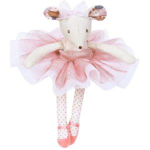 Moulin Roty II Etait Une Fois Ballerina Mouse