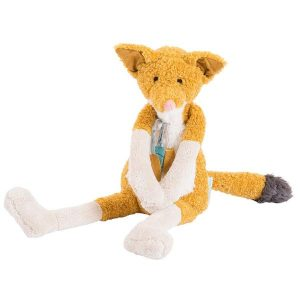 Moulin Roty Le Voyage D'olga Chaussette Little Fox