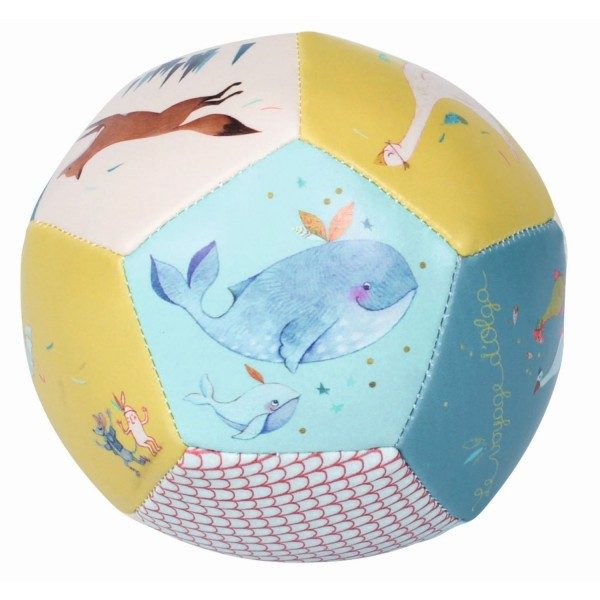 Moulin Roty Le Voyage D'olga Soft Ball