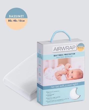 Airwrap Mattress Protector