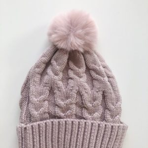 Luna Treasures Single Pom Beanie Primrose