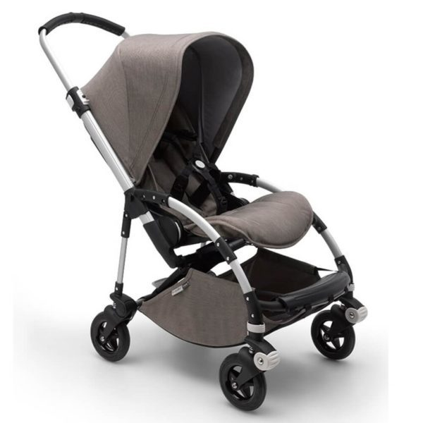Bugaboo Bee5 Mineral Collection Black Mineral Taupe