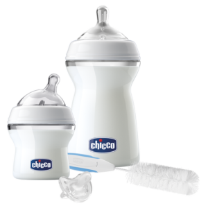Chicco Natural Feeding Newborn Starter Set Small