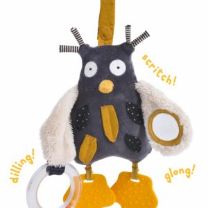 Moulin Roty Les Moustaches Activity Owl
