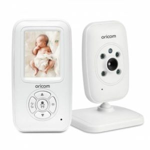 Oricom Secure715 2.4″ Digital Video Baby Monitor