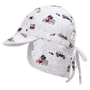 Toshi Flap Cap Bambini Toot Toot