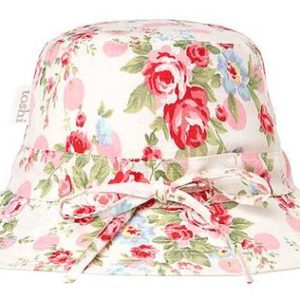 Toshi Sunhat Floral Lily