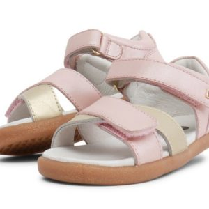 Bobux I-Walk Sail Sandal Blush & Gold