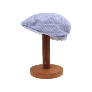 Bebe Louis Stripe Pageboy Hat