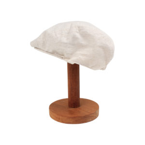 Bebe Louis Linen Pageboy Hat