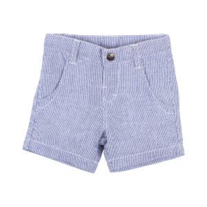 Bebe Louis Stripe Shorts
