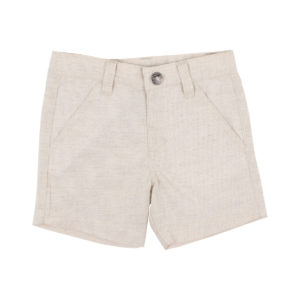 Bebe Louis Linen Shorts