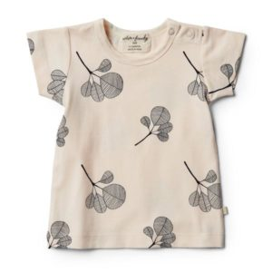 Wilson & Frenchy Organic Tee Fan Leaf