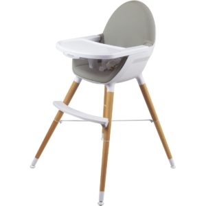 Childcare Pod Timber High Chair