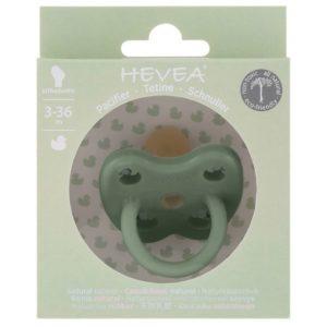 Hevea Pacifier Moss Green