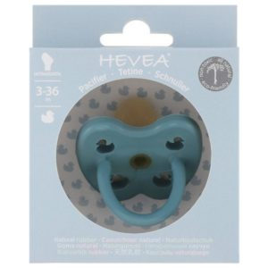 Hevea Pacifier Twilight Blue