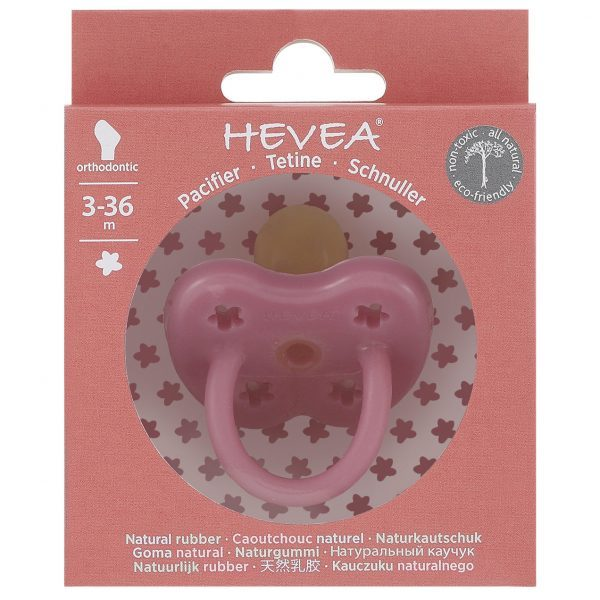 Hevea Pacifier Watermelon Pink
