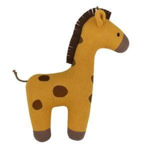 Lolli Living Urban Safari Giraffe Cushion