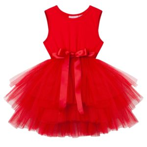 Designer Kids My First Tutu Red