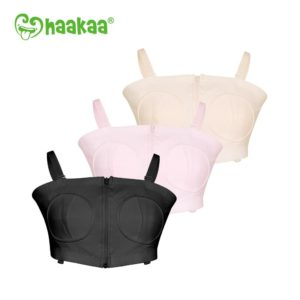 Haakaa Breast Hands-Free Breast Pump Bra