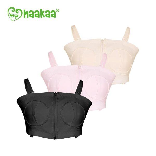 Haakaa Breast Hands-Free Breast Pump Bra