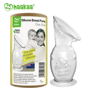 Haakaa Silicone Breast Pump 150ml