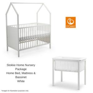 Stokke Home Nursery Package Floor Model