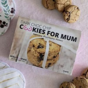 Milky Goodness Lactation Cookie Dark Chocolate Chip