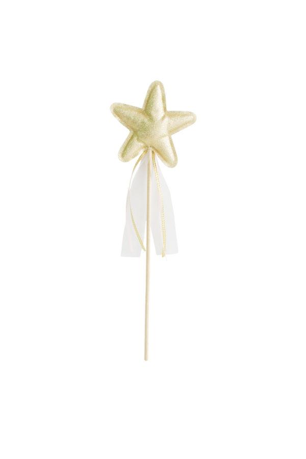 Alimrose Amelie Star Wand Gold