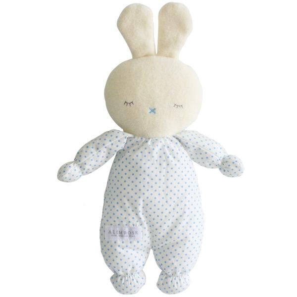 Alimrose Asleep Awake Bunny Blue