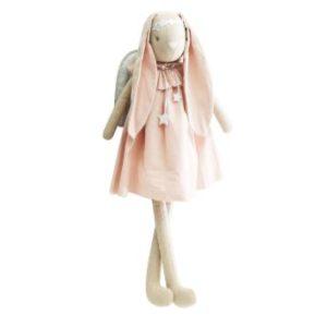 Alimrose Celeste Angel Bunny Pink