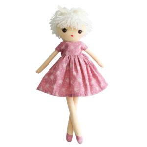 Alimrose Nina Doll Pink