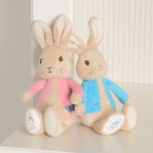 Beatrix Potter Beanie Plush