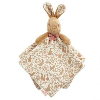 Beatrix Potter Signature Flopsy Comforter Blanket