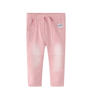 Cracked Soda Kyla Soft Pull Up Jeans Pink