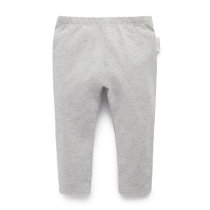Purebaby Basic Legging Grey