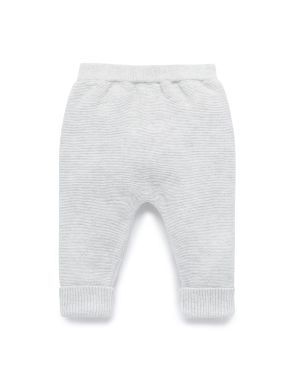 Purebaby Everyday Legging Grey