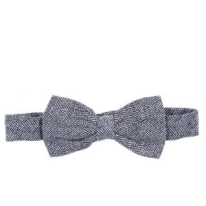 Bebe George Bow Tie Blue