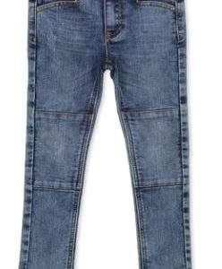 Milky Mid Wash Denim Jeans