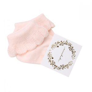 Minihaha Needle Sock Pink