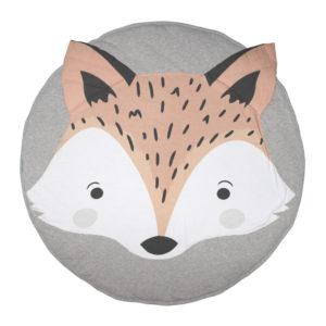 Mister Fly Playmat Fox