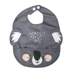 Mister Fly Wipeable Bib Koala