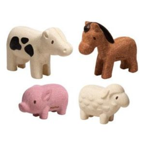 PlanToys Farm Animals Set