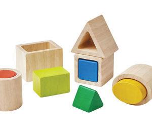 PlanToys Geo Matching Boxes