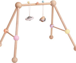 PlanToys Play Gym - Pastel