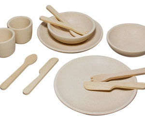 PlanToys Tableware Set